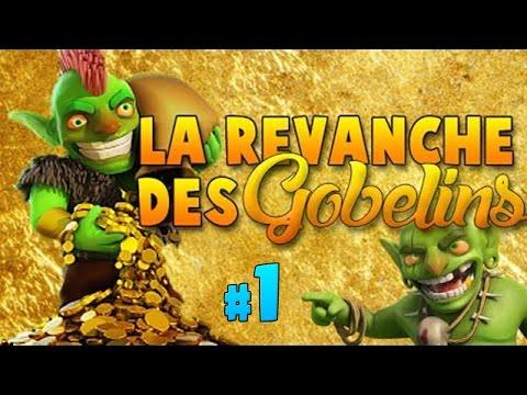 Clash of Clans - La revanche des Gobelins! Nouveau concept en face commentary