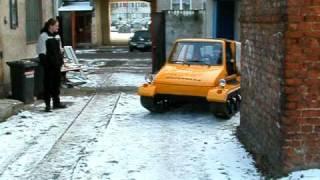 """Fiat 126p """"Wszędołaz"""""""