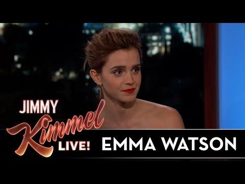 Emma Watson is a Book Ninja