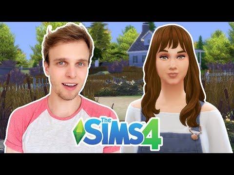 CONHECENDO A NOVA CIDADE | The Sims 4 Estações #24 thumbnail