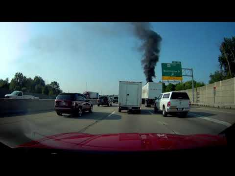 Download Semi Truck Fire Indianpolis S465 East July 8th 2020