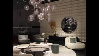 Gallotti & Radice. Итальянская мебель, светильники, аксессуары. iSaloni 2018