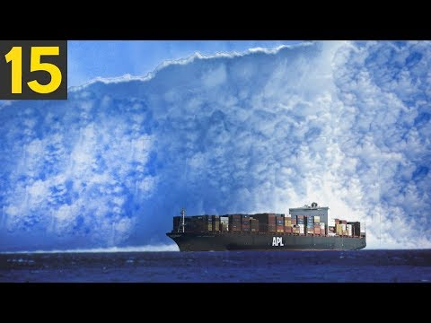 15 HUGE Waves that Don't Look Real