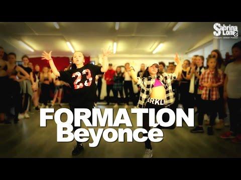 "Beyonce - ""FORMATION""  Choreo Sabrina Lonis LAX STUDIO Paris"