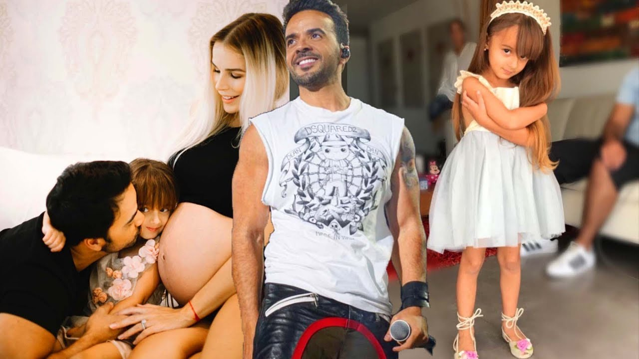Luis Fonsi and his family  Despacito Singer  YouTube