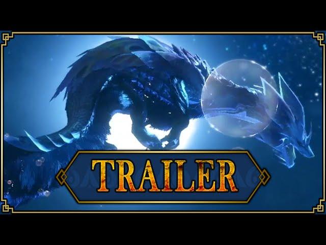 Monster Hunter Rise - Trailer #3 : l'Archipel de Glace, Goss Harag & Mizutsune