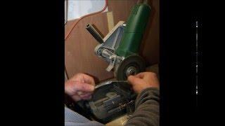 Conception et fabrication artisanale de couteaux catalans