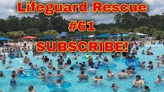 Wavepool Lifeguard Rescue 61 - Spot the Drowning