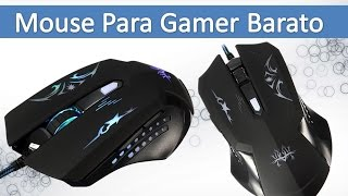 Mouse Para Gamers Baratos - Accesorios Para Computadores Baratos