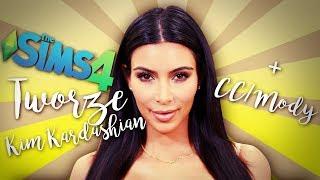 Tworzę KIM KARDASHIAN-West + MODY/CC, The Sims 4