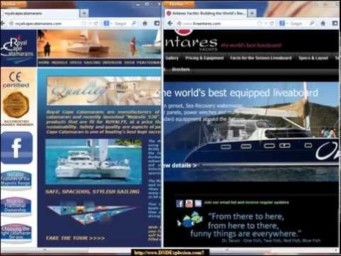 catamaran comparison lifestyle