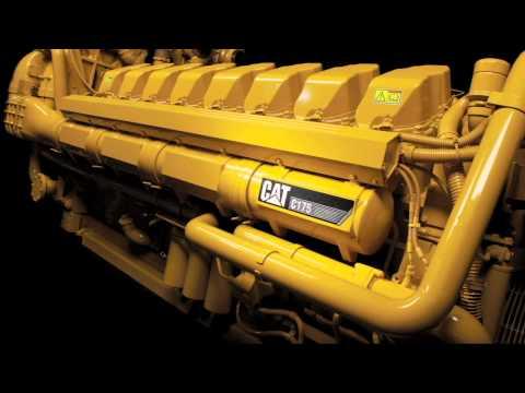 C175 20 Diesel Generator Sets Gough Cat