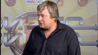 ВидеоБитва. Александр Стриженов. Интервью члена жюри сразу после передачи.