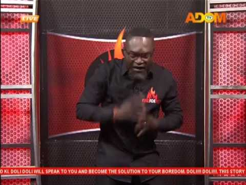 Commentary Position - Fire 4 Fire on Adom TV (17-7-17)