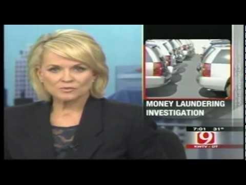money laundering dating