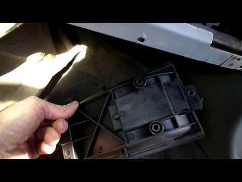 Vw Jetta Beetle Golf Blower Motor Resistor Replacement