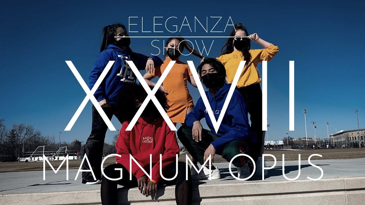 MAGNUM OPUS | Eleganza Show 2021