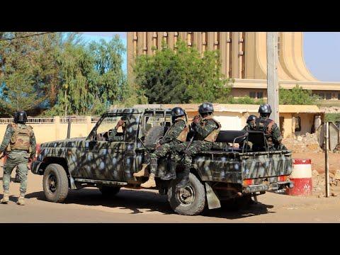 Le Niger victime d'une tentative de coup d'État