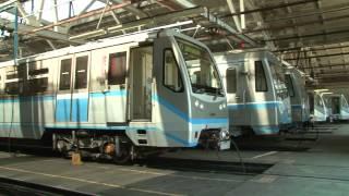 «Московские мастера»: Машинист метро