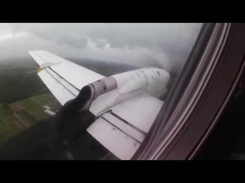 Trade Air-Embraer-120  Landing in Zagreb Airport