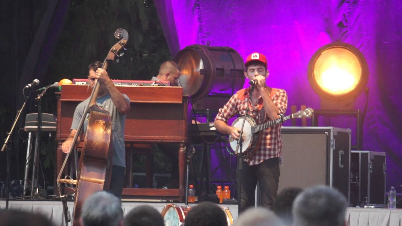 Avett Brothers Laundry Room Edgefield Troutdale Or Youtube