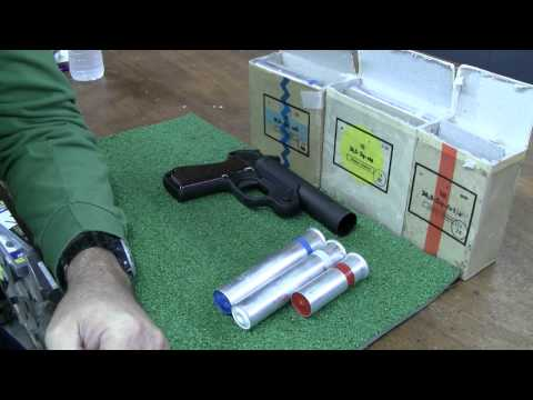 GECO FLARE GUN