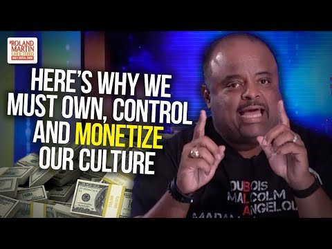 Everybody Is Making Bank Off Of Black Culture. Here's Why We MUST Monetize It Ourselves