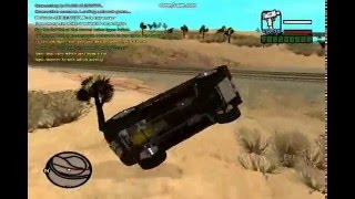 GTA San Andreas Stunts