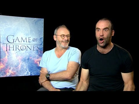 Ozzy Man Interviews Game of Thrones Actors [Part 2]