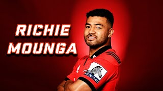 Richie Mo'unga  The engineer who makes all run