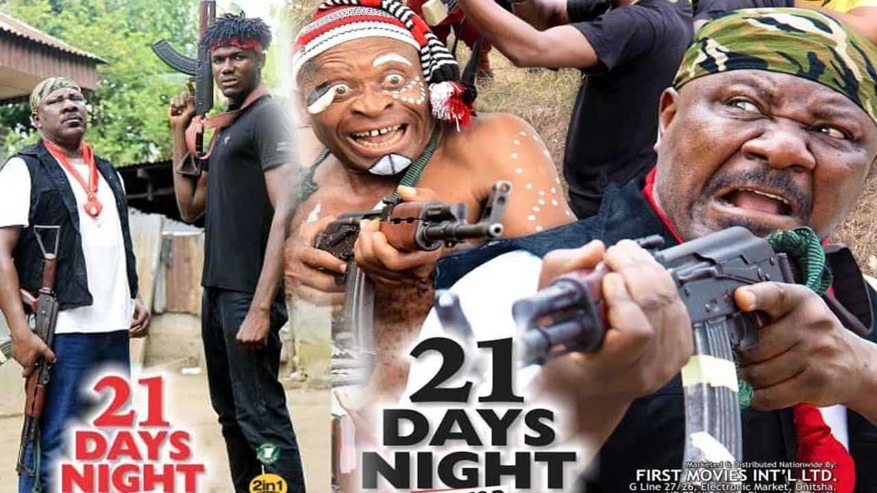 Download 21 Days Night Season 1 (New Movie) - Sam Dede|2019 Latest Nigeria Nollywood Movie