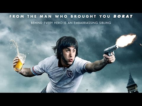 The Brothers Grimsby (2016) - Officiële Belgische Trailer