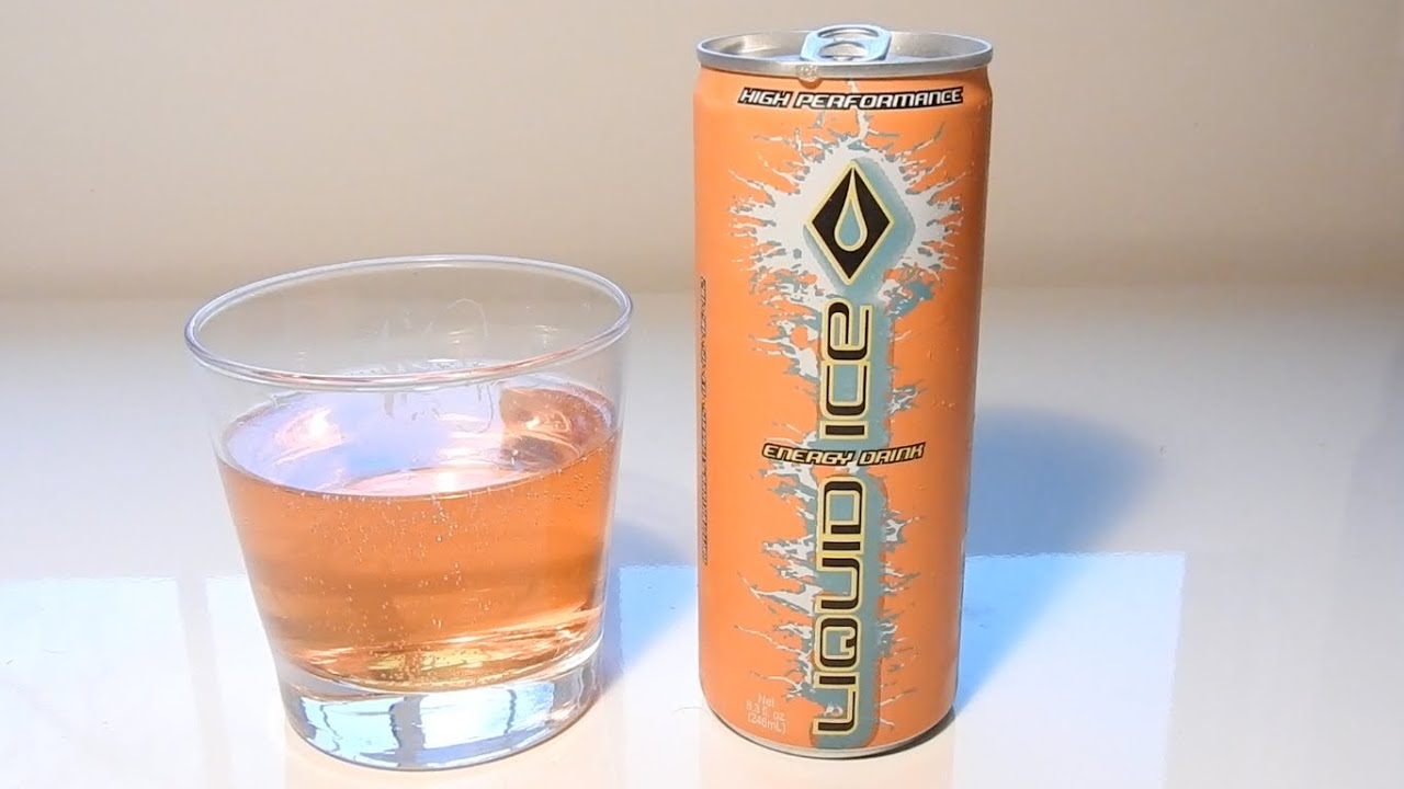 Tpx reviews liquid ice energy drink orange official for Liquid ice mixed drinks