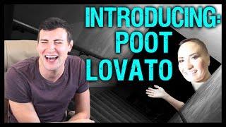 Demi Lovatos *TWIN SISTER* Poot Lovato