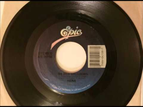 99 Red Balloons , Nena , 1983 Vinyl 45RPM