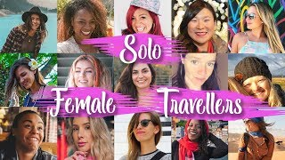 15 Destinations Told by Solo Female Travellers