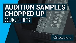 How to Make Four Tet Inspired Rhythms Loops | Loopcloud Quick Tip
