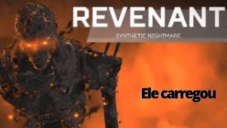 APEX LEGENDS SEASON 8  REVENANT FAZENDO O DEVE DE CASA