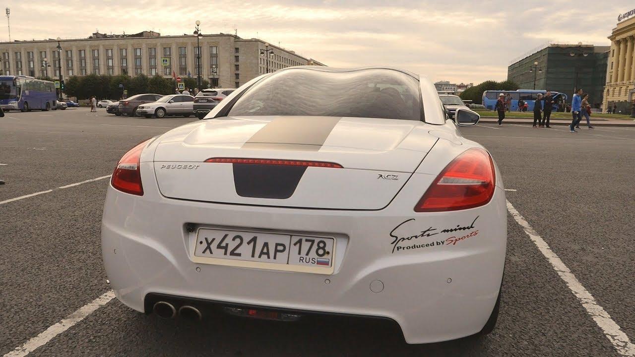 Peugeot RCZ (Пежо РЦЗ) Настоящий GT без компромиссов