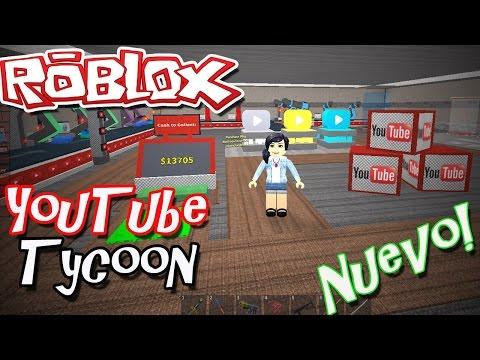 LA FABRICA DE YOUTUBE // ROBLOX: YOUTUBE FACTORY TYCOON // SULIIN18YT