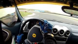 02/05/2013 Ultimate Race Experience @ Circuitparkt Zandvoort - Rino Gulisano in Ferrari F430
