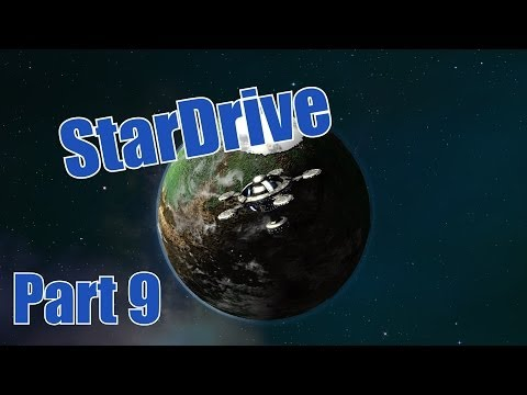 "[Stelgim Play's] StarDrive - Part 9 ""New Ship Designs & 5 Credits Stolen"""