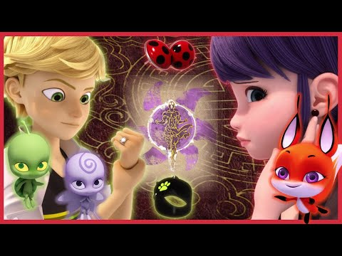 How We Know What Kwami Goes to Each Miraculous Holder! -Miraculous Ladybug and Chat Noir Theory