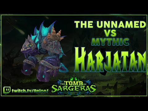The Unnamed - Harjatan Mythic Guardian PoV