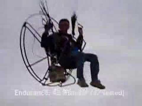 Electric Paramotor - ElectricPPG com