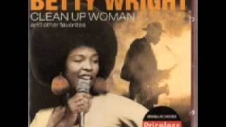 BETTY WRIGHT - TONIGHT IS THE NIGHT