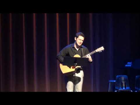 Worcester State University VPA Student Ian Simpson Performs Misty