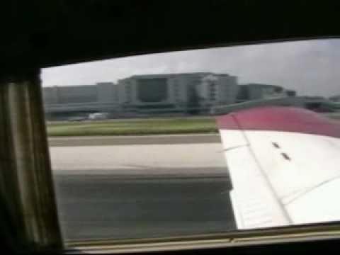 Flug von Zürich nach Barcelona - YouTube