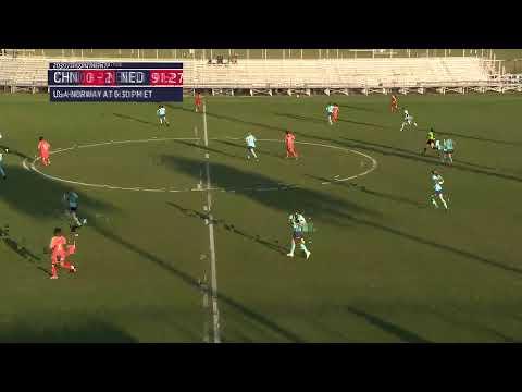 Tricontinental Cup: U-18 China PR vs. Netherlands