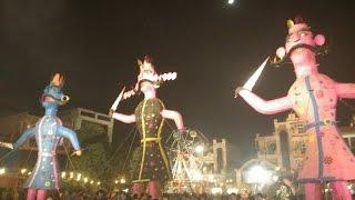 Dussehra-2015 I Ravan Dahan I By Deepak Rajput